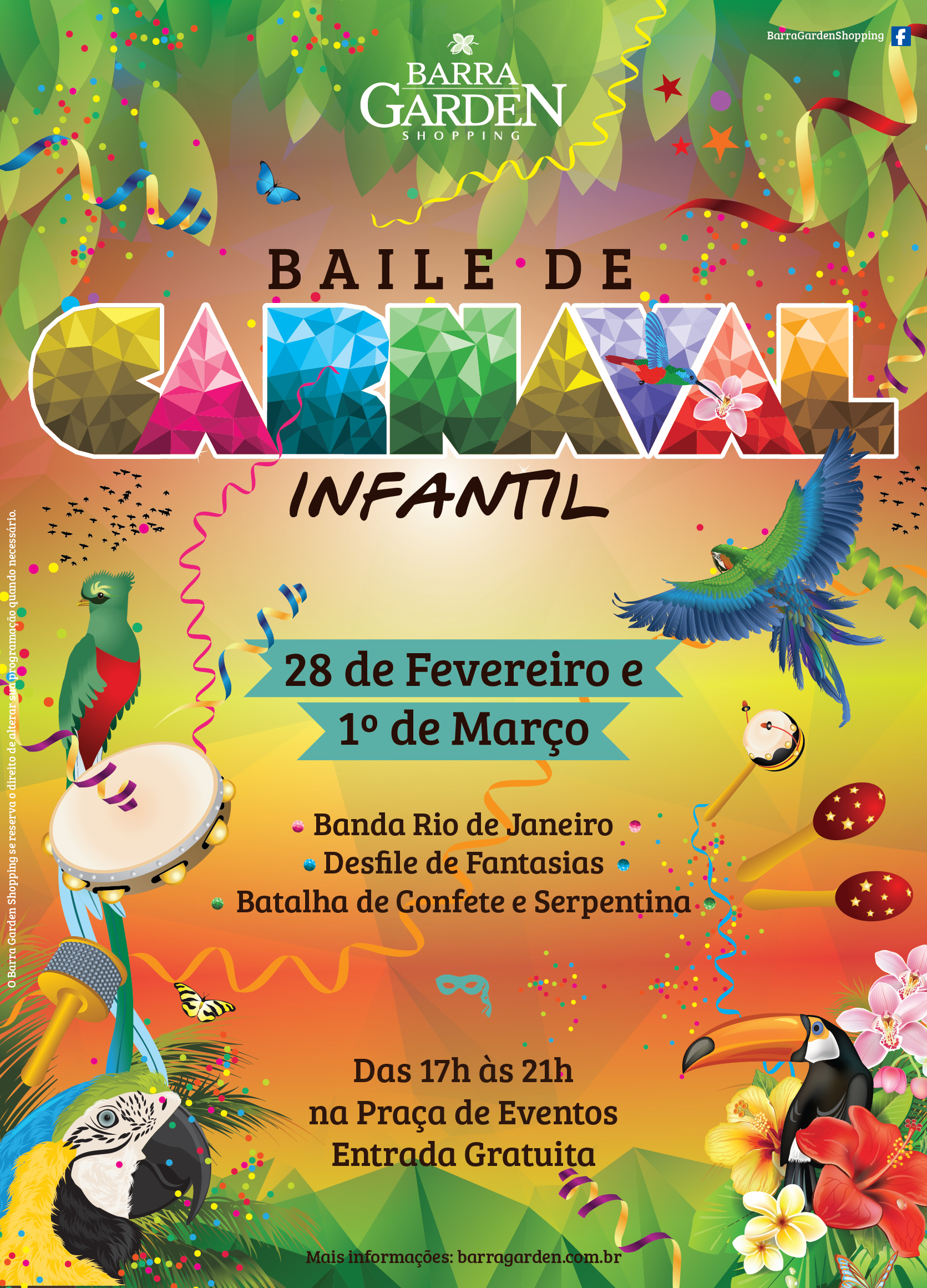 Carnaval roteirinho carioca - Baules infantiles ...