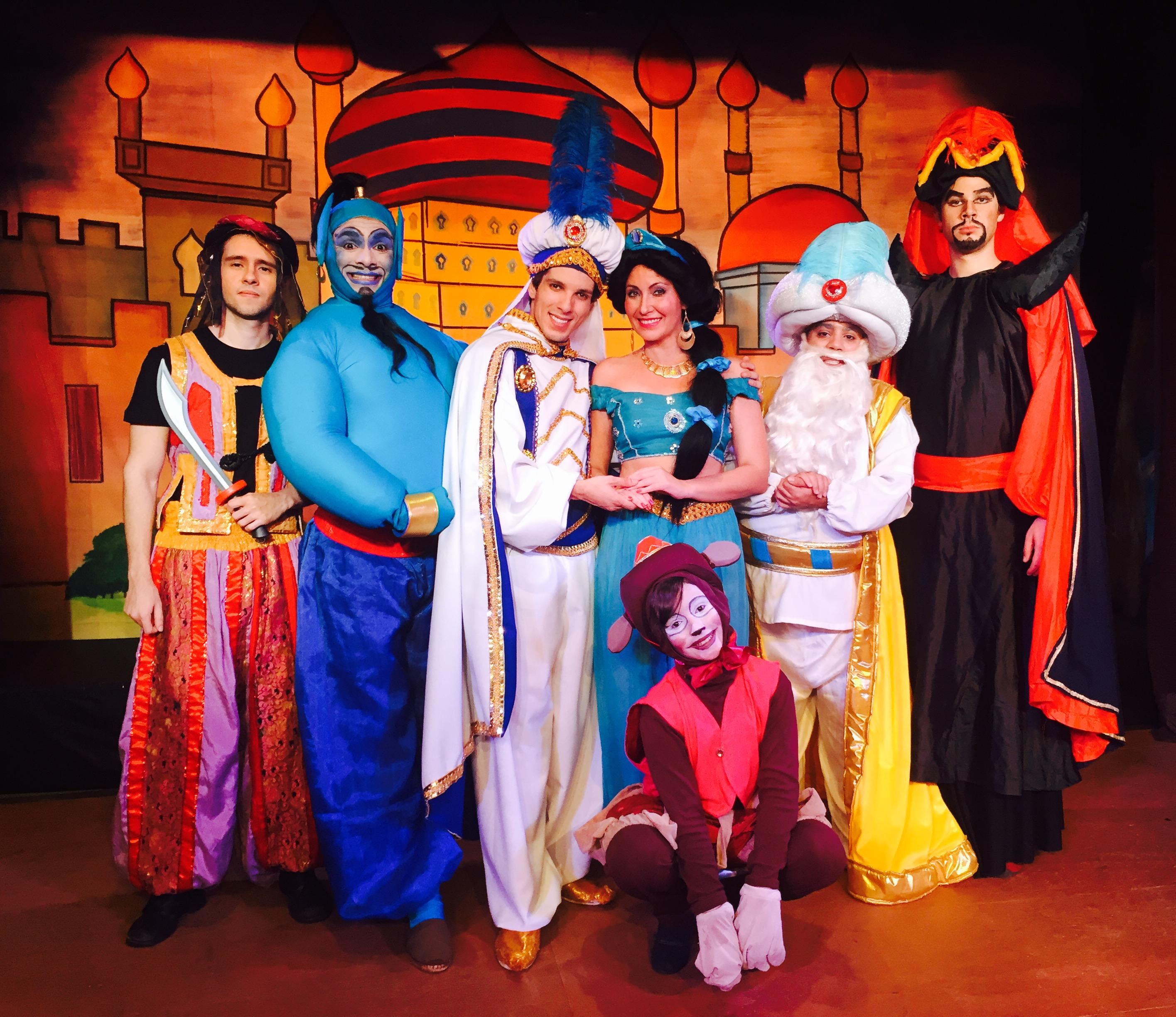 Aladdin – Teatro Brigitte Blair