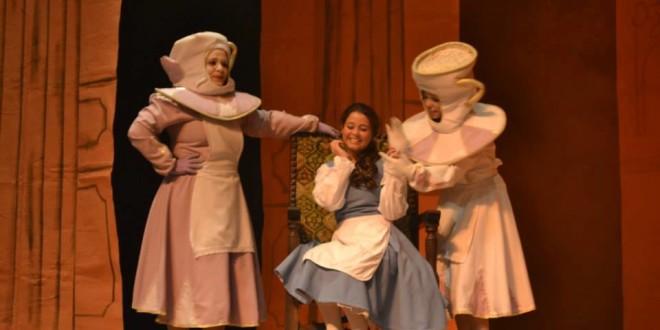 A Bela e a Fera – Teatro Armando Gonzaga