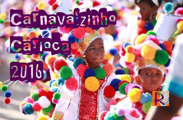 Carnavalzinho Carioca 2016