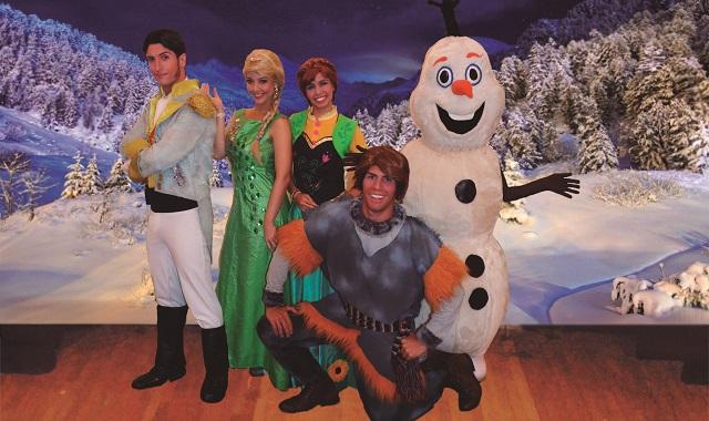 As Princesas do Gelo – Teatro Ipanema