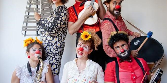 Bando de Palhaços – 'Rio do Samba ao Funk'