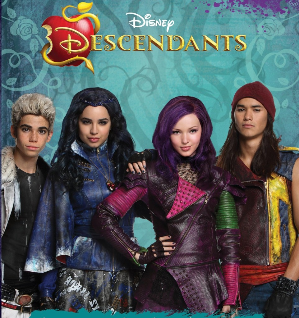 descendants_junior_novel