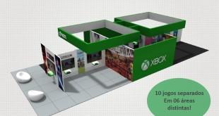 Perspectiva_Arena Xbox Experience_Madureira Shopping