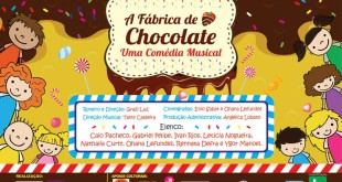 fábrica de chocolate fazart