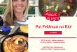 Ateliê das Ideias com a Culinarista Pat Feldman