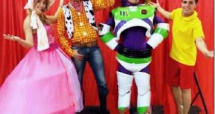Santa Cruz Shopping apresenta a peça infantil 'Toy Story 3'