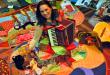 Ciranda de Tapetes – Grupo Costurando Histórias – Lona Cultural Elza Osborne