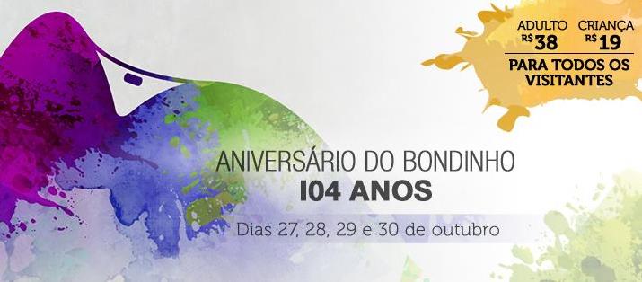 Bondinho 104 anos