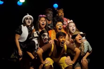 A Arca dos Bichos – Teatro Antônio Fagundes (CEC Barra)