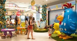 Espaço Galinha Pintadinha_Via Parque Shopping