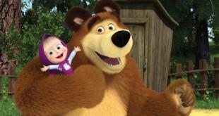 Masha e o Urso *Pré-Estreia*