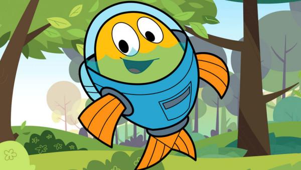 peixonauta