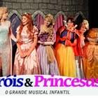 herois e princesas